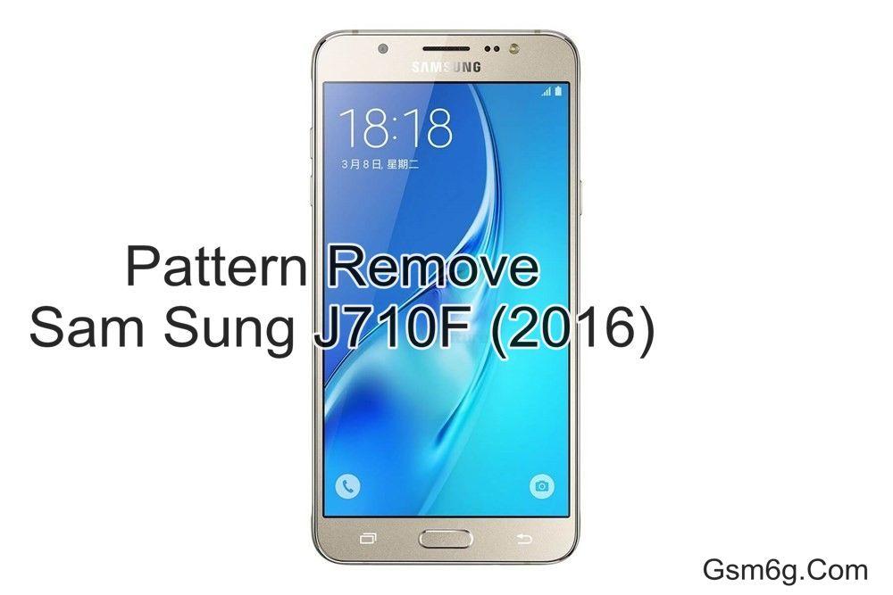 File Remove Pattern Sam Sung J710F