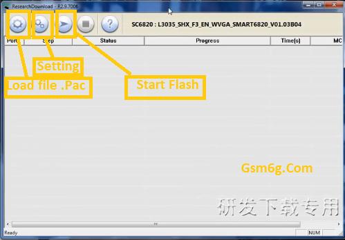 download Tool spd flash tool