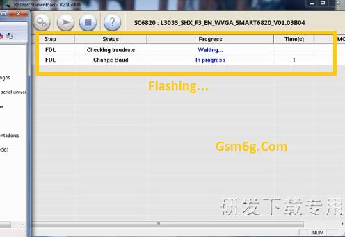 Hướng dẫn + Tổng hợp) Tool flash rom chip Spreadtrum-Spdflashtool