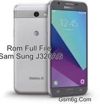 Rom Stock Full File Sam Sung J320AG + File Pit