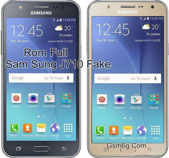 Rom Full Sam Sung J710 China Chip MTK 6580