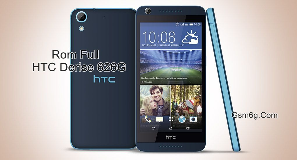 Download Rom Full HTC Derise 626G